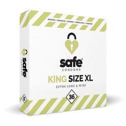 Prezerwatywy - Safe King...