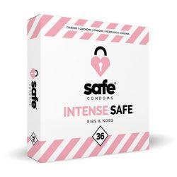Prezerwatywy - Safe Intense...