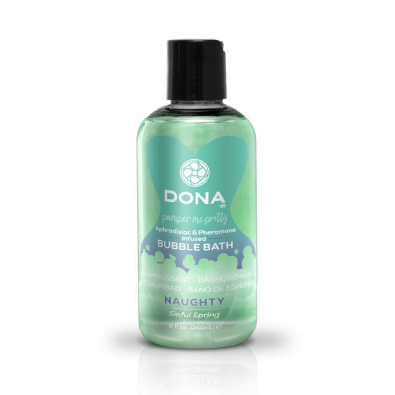 Płyn do kąpieli - Dona Bubble Bath Sinful Spring 250 ml