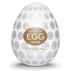 Tenga Egg Crater - Jajka do...