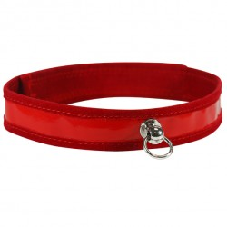 Obroża - S&M Red Day Collar