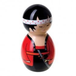 Masażer laleczka - Kokeshi...