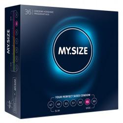 My Size. Prezerwatywy na...