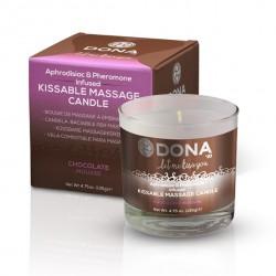 Jadalna świeca do masażu -...