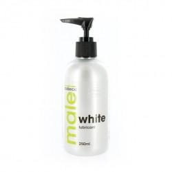Biały lubrykant - Male...