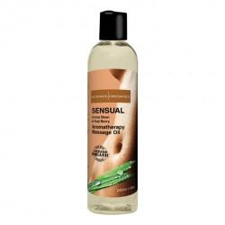 Zmysłowy olejek do masażu -...
